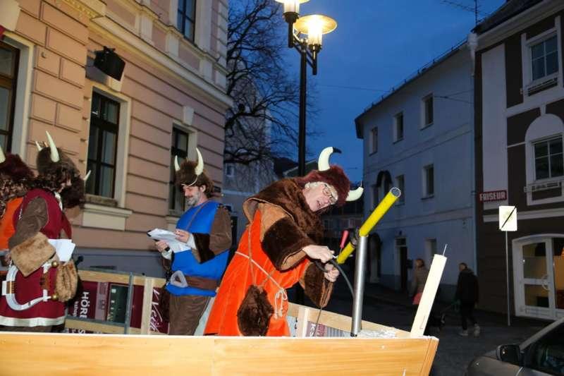 Faschingsfinale: Das Faschingsverbrennen in Kirchdorf - Bild 6