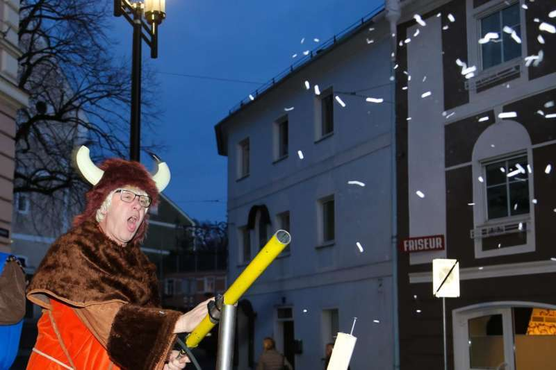 Faschingsfinale: Das Faschingsverbrennen in Kirchdorf - Bild 7