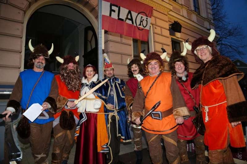 Faschingsfinale: Das Faschingsverbrennen in Kirchdorf - Bild 14