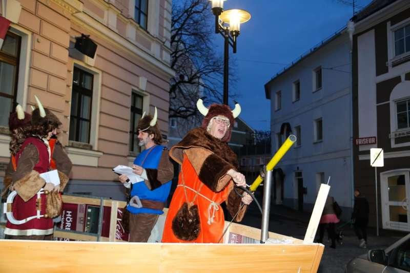 Faschingsfinale: Das Faschingsverbrennen in Kirchdorf - Bild 15