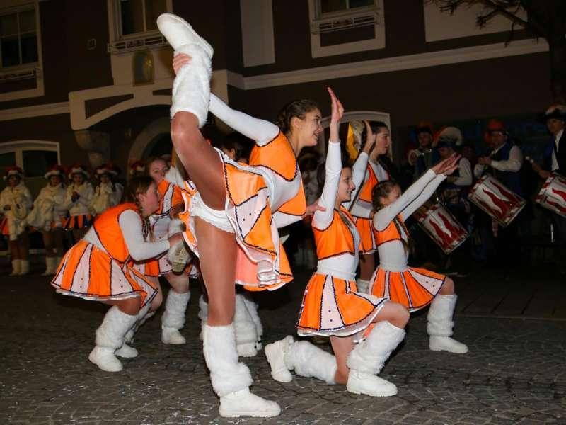 Faschingsfinale: Das Faschingsverbrennen in Kirchdorf - Bild 16