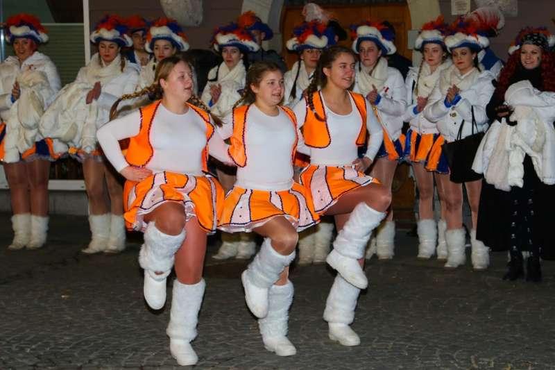 Faschingsfinale: Das Faschingsverbrennen in Kirchdorf - Bild 17