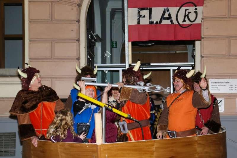 Faschingsfinale: Das Faschingsverbrennen in Kirchdorf - Bild 27