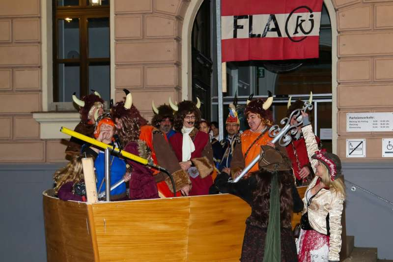 Faschingsfinale: Das Faschingsverbrennen in Kirchdorf - Bild 36
