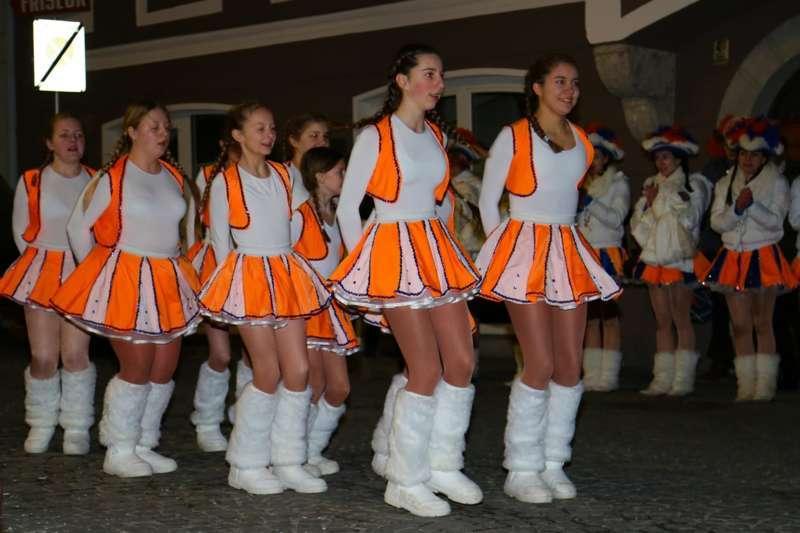 Faschingsfinale: Das Faschingsverbrennen in Kirchdorf - Bild 50