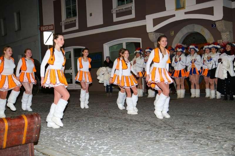 Faschingsfinale: Das Faschingsverbrennen in Kirchdorf - Bild 59