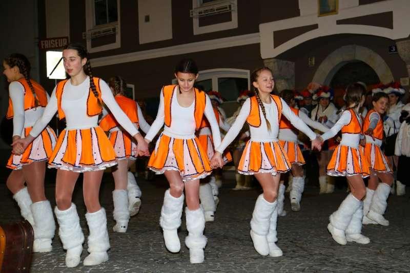 Faschingsfinale: Das Faschingsverbrennen in Kirchdorf - Bild 61