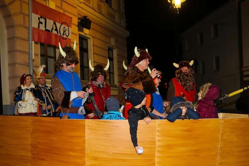 Faschingsfinale: Das Faschingsverbrennen in Kirchdorf - Bild 66