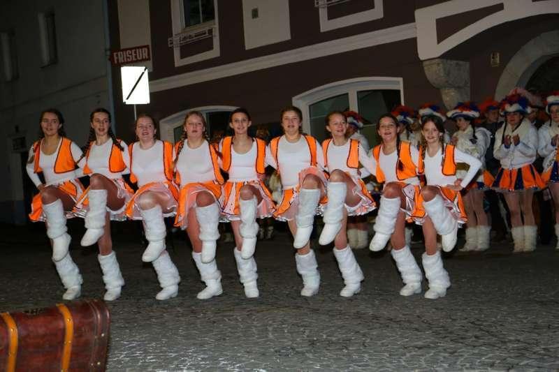 Faschingsfinale: Das Faschingsverbrennen in Kirchdorf - Bild 89