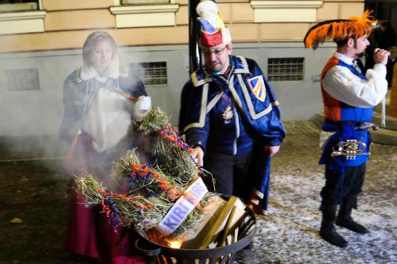 Faschingsfinale: Das Faschingsverbrennen in Kirchdorf - Bild 96
