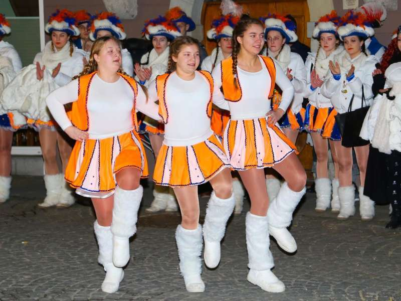 Faschingsfinale: Das Faschingsverbrennen in Kirchdorf - Bild 98