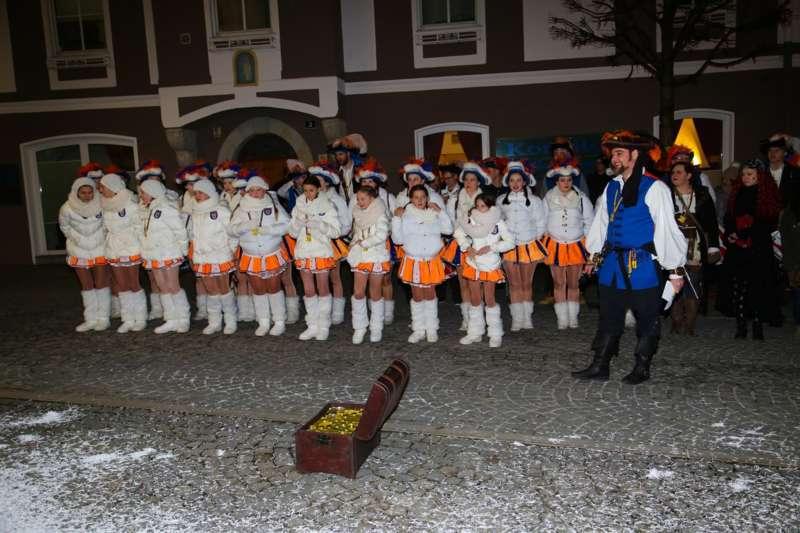 Faschingsfinale: Das Faschingsverbrennen in Kirchdorf - Bild 103