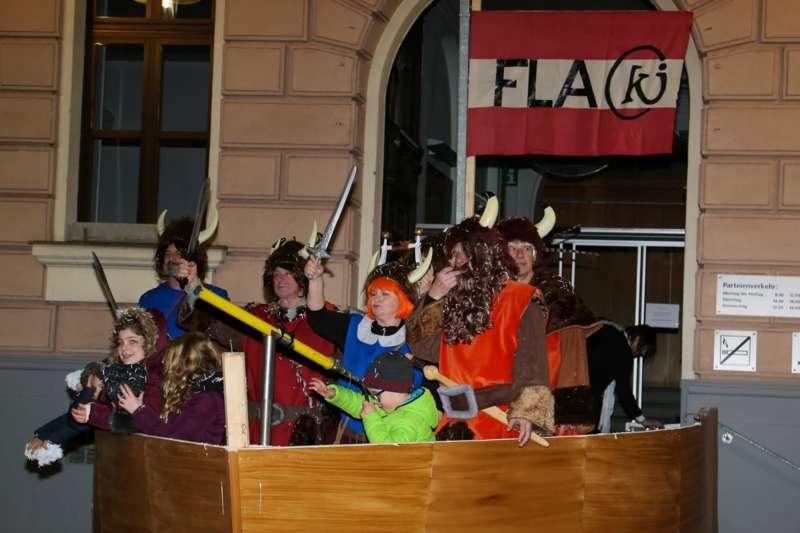 Faschingsfinale: Das Faschingsverbrennen in Kirchdorf - Bild 108