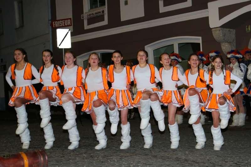 Faschingsfinale: Das Faschingsverbrennen in Kirchdorf - Bild 109