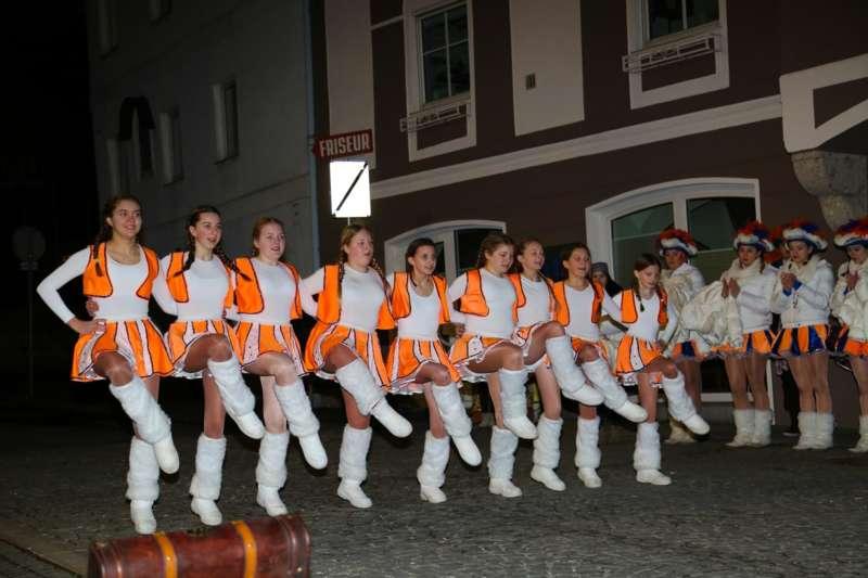Faschingsfinale: Das Faschingsverbrennen in Kirchdorf - Bild 123