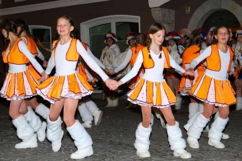 Faschingsfinale: Das Faschingsverbrennen in Kirchdorf - Bild 128