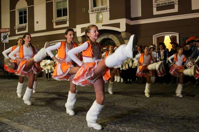 Faschingsfinale: Das Faschingsverbrennen in Kirchdorf - Bild 130