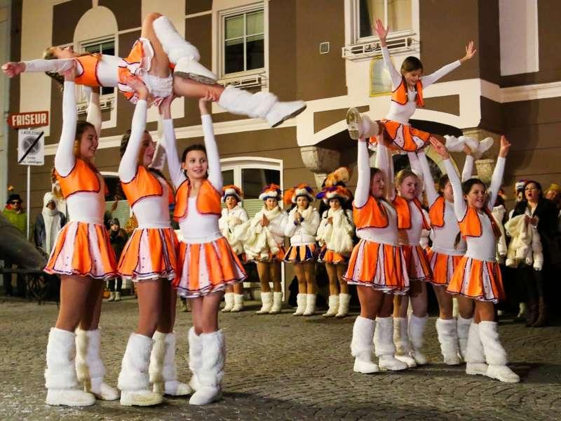 Faschingsfinale: Das Faschingsverbrennen in Kirchdorf - Bild 132