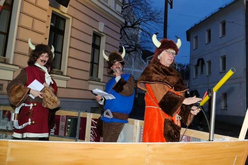 Faschingsfinale: Das Faschingsverbrennen in Kirchdorf - Bild 133