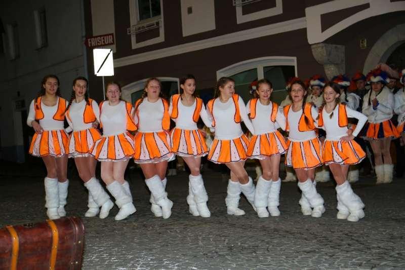 Faschingsfinale: Das Faschingsverbrennen in Kirchdorf - Bild 136