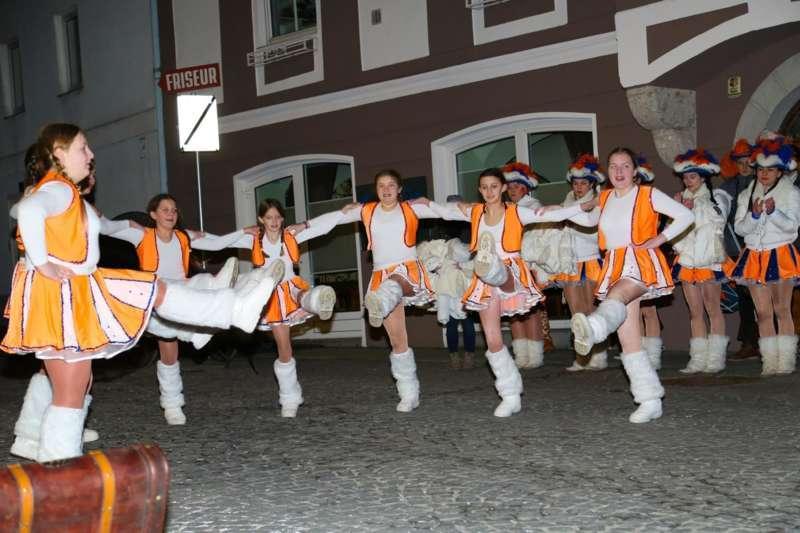 Faschingsfinale: Das Faschingsverbrennen in Kirchdorf - Bild 143