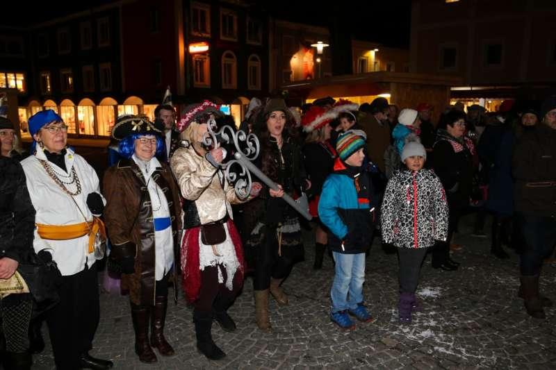 Faschingsfinale: Das Faschingsverbrennen in Kirchdorf - Bild 151