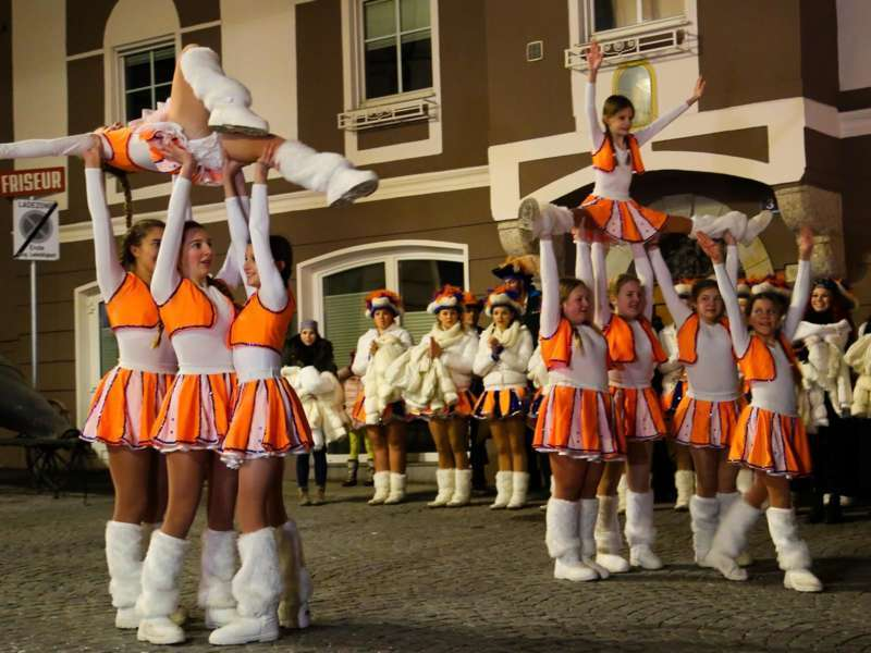 Faschingsfinale: Das Faschingsverbrennen in Kirchdorf - Bild 155