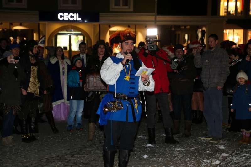 Faschingsfinale: Das Faschingsverbrennen in Kirchdorf - Bild 161