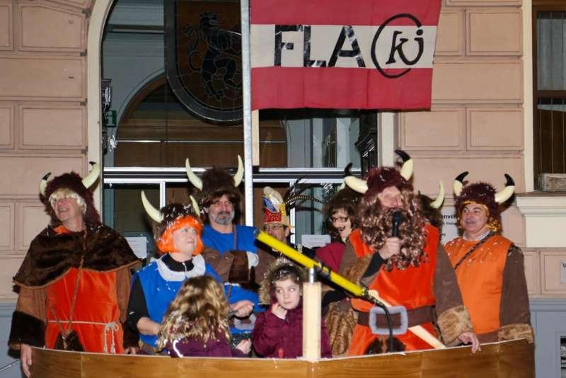 Faschingsfinale: Das Faschingsverbrennen in Kirchdorf - Bild 164
