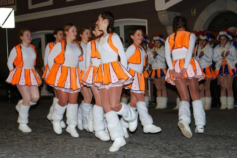 Faschingsfinale: Das Faschingsverbrennen in Kirchdorf - Bild 167