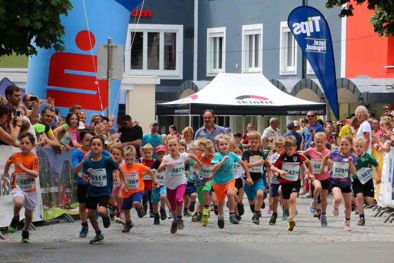 Baierl und Tripolt siegen beim 19. Kirchdorfer Stadtlauf - Bild 178