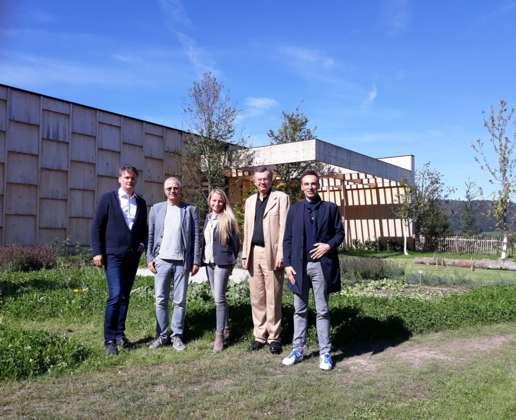Grüne Erde Welt Eröffnet In Pettenbach