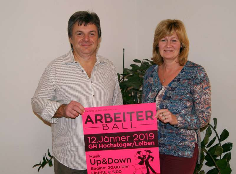 Arbeiterball in Leiben - Bild 1545308672
