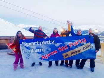 Aprés Ski Party in Leiben