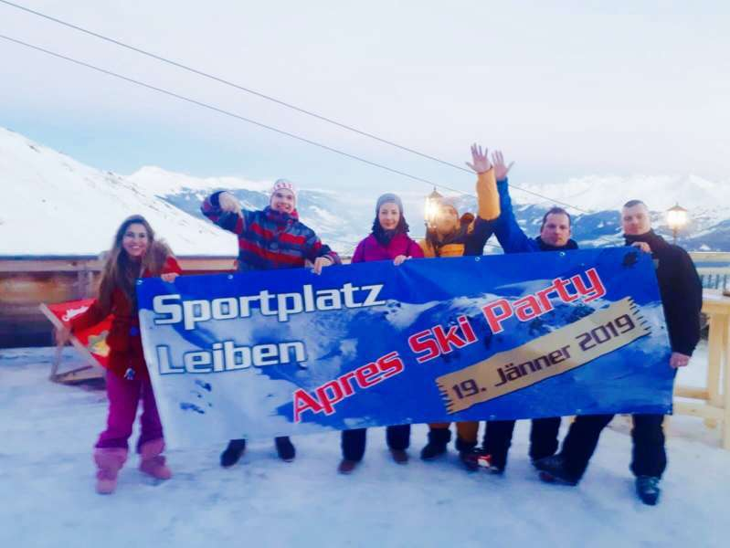 Aprés Ski Party in Leiben - Bild 1