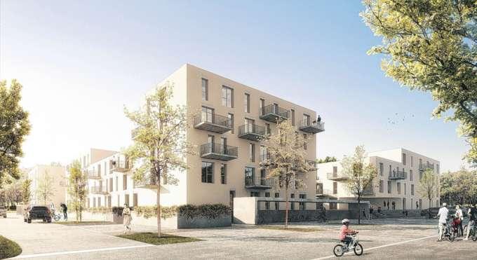 Modernes Wohnen Im Wohnpark Trattnach