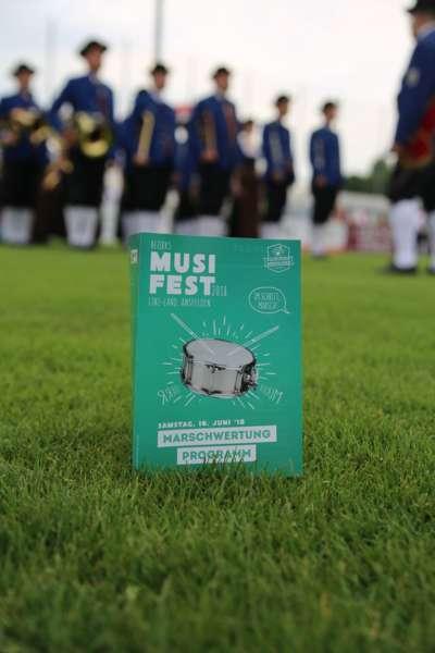 Bezirksmusikfest 2018 in Ansfelden: Eine Auszeichnung auf allen Ebenen - Bild 3