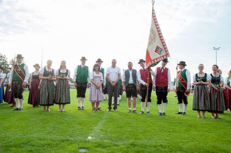 Bezirksmusikfest 2018 in Ansfelden: Eine Auszeichnung auf allen Ebenen - Bild 12
