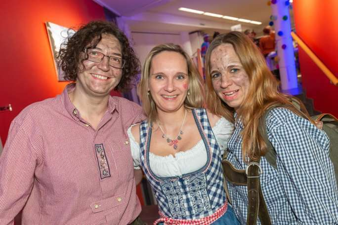 Rauschende Hot Sports Night in Ansfelden