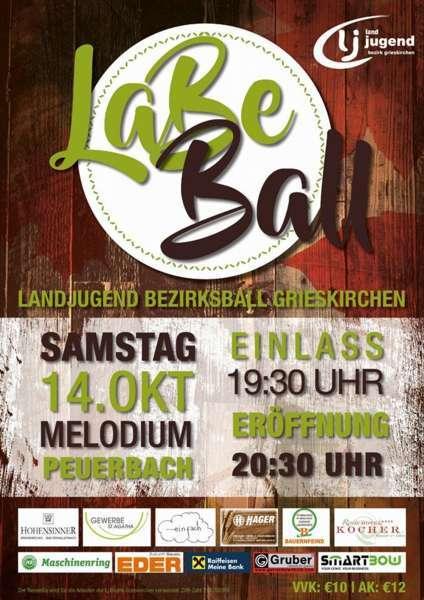 LaBeBall - Landjugendbezirksball Grieskirchen - Bild 1