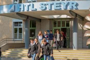 HTL Steyr lädt zu den Tagen der offenen Tür ein