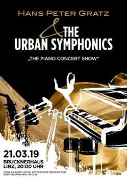 Hans Peter Gratz & The Urban Symphonics -
