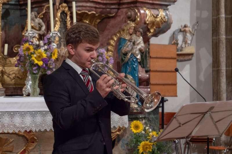 Orgelkonzert mit Trompete: Von Mozart bis Michael Jackson - eine musikalische Zeitreise - Bild 1538986122