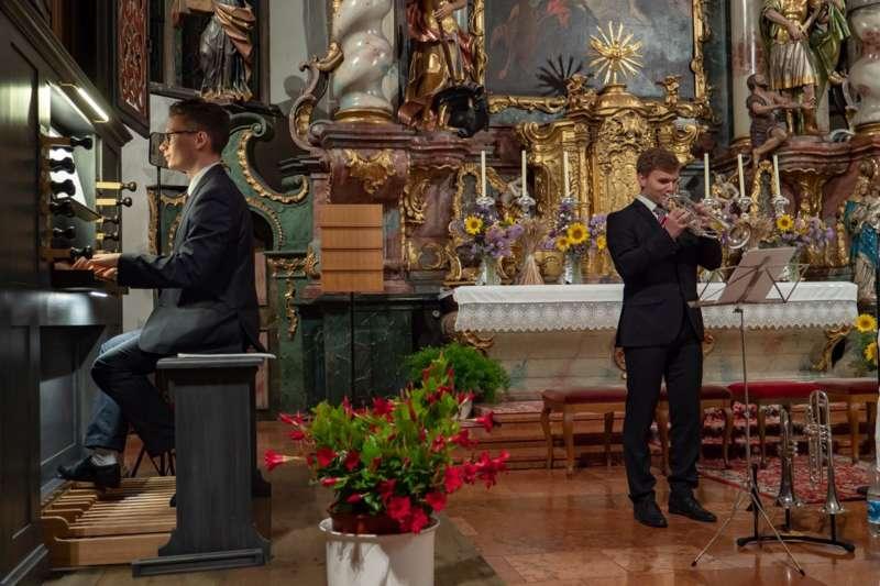Orgelkonzert mit Trompete: Von Mozart bis Michael Jackson - eine musikalische Zeitreise - Bild 1538986118