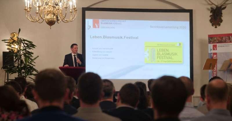 OÖ Blasmusikverband Grieskirchen: Bezirksversammlung mit