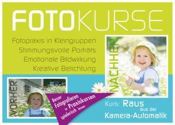 Fotokurs in Steyr am  17. August 2019