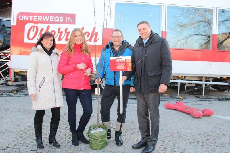 Volles Programm Bei Guten Morgen österreich In Ansfelden