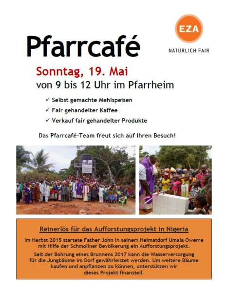 Pfarrcafé und EZA-Kreis - Bild 1