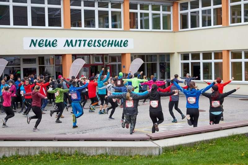 Wings for Life App Run in Vorderweißenbach - Bild 1