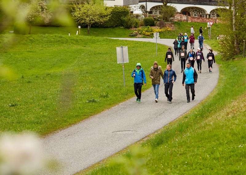 Wings for Life App Run in Vorderweißenbach - Bild 115